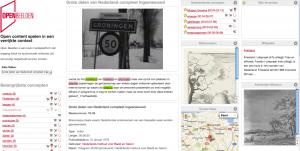 Demo Open Beelden - Open Cultuur Data